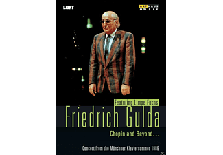Friedrich Gulda - Chopin And Beyond... - (DVD)
