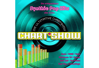 VARIOUS - Die Ultimative Chartshow-Synthie-Pop Hits - (CD)