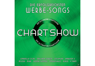 VARIOUS - DIE ULTIMATIVE CHARTSHOW-WERBE-SONGS - (CD)