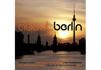 VARIOUS - About: Berlin - (CD)