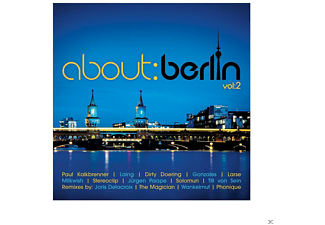 VARIOUS - About: Berlin Vol: 2 [CD]