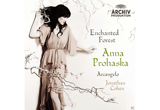 Anna Prohaska, Arcangelo - Enchanted Forest [CD]