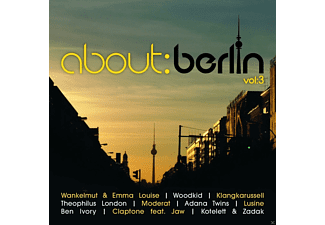 VARIOUS - About: Berlin Vol: 3 - (CD)
