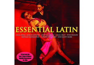 VARIOUS - Essential Latin - (CD)