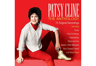 Patsy Cline - Anthology - (CD)