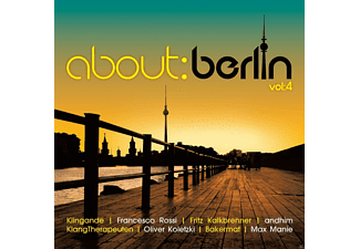 VARIOUS - About: Berlin Vol. 4 - (CD)
