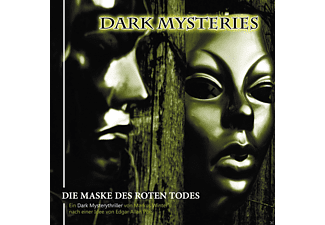 Dark Mysteries 08: Die Maske des Roten Todes - 1 CD - Horror