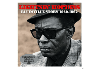 Lightnin' Hopkins - Bluesville Story 1960-1962 - (CD)