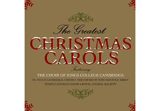 VARIOUS - The Greatest Christmas Carols (3 Cd Box) [CD]
