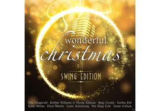 VARIOUS - Wonderful Christmas - Swing Edition [CD]