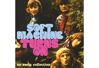 Soft Machine - Turns On - (CD)