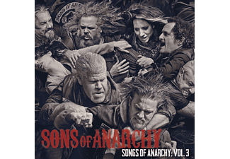 VARIOUS - Songs of Anarchy: Vol.3 (Music from Sons of Anarchy) [CD]