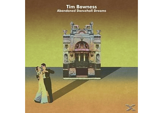 Tim Bowness - Abandoned Dancehall Dreams (Vinyl+Cd) [Vinyl]