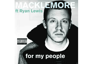 Macklemore & Ryn Lewis - For My People - (CD)