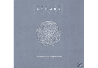 A Winged Victory For The Sullen - Atomos - (LP + Download)
