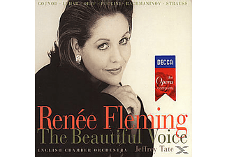 Eco, Fleming,Renee/Tate,Jeffrey/ECO - The Beautiful Voice - (CD)