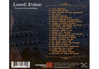Lowell Fulson - Trying To Find My Baby - (CD)