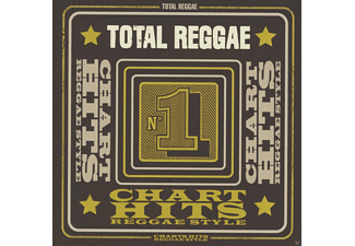 VARIOUS - Total Reggae - Charts Hits Reggae Style [CD]