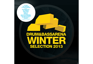 VARIOUS - Drum & Bass Arena / Winter Selection 2013 - (CD)