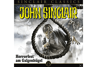 John Sinclair Classics 19: Horrorfest am Galgenhügel - 1 CD - Horror