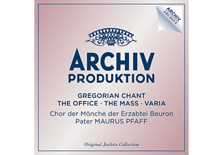 The Monks Of Beuron Archabbey, Chor Der Mönche Der Erzabtei Beuron - Gregorian Chant - The Office - The Mass - Varia - (CD)