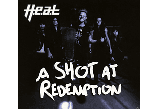 Heat - A Shot At Redemption - (Maxi Single CD)