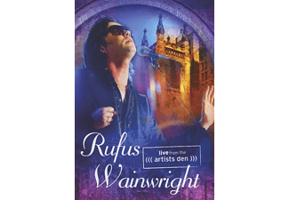 "Rufus Wainwright - Live From The ""artists Den"" - (DVD)"