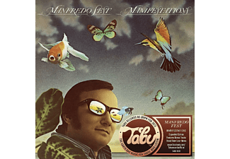 Fest Manfredo - Manifestations - (CD)