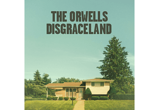 The Orwells - Disgraceland - (CD)