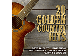 VARIOUS - 20 Golden Country Hits [CD]