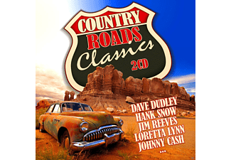 VARIOUS - Country Roads Classics - (CD)