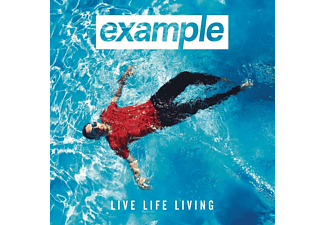 Example - Live Life Living - (CD)