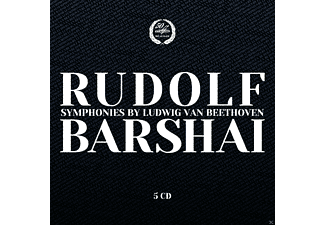 Joint Symphony Orchestra - Rudolf Barshai: Symphonies By Ludwig Van Beethoven - (CD)