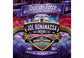 Joe Bonamassa - Tour De Force-Royal Albert Hall - (CD)