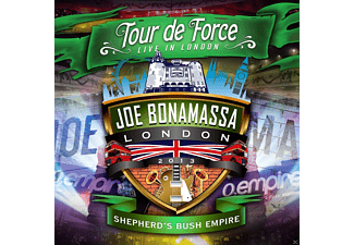 Joe Bonamassa - Tour De Force-Shepherd's Bush Empire [CD]