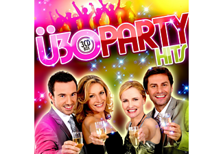VARIOUS - Ü30 Party Hits - (CD)