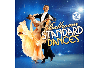 VARIOUS - Ballroom Standard Dances [CD]