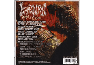 Incantation - Dirges Of Elysium - (CD)