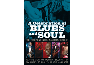 VARIOUS - The 1989 Inaugural Concert-Celebration Of Blues [DVD]