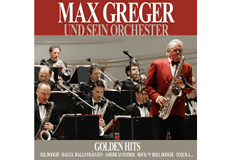 Max & His Orchestra Greger - Golden Hits - (CD)