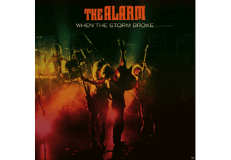 The Alarm - When The Storm Broke - (CD)