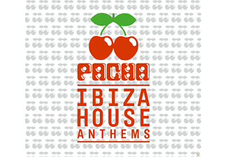 VARIOUS - Pacha Ibiza House Anthems - (CD)