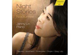 Jenny Lin - Night Stories - Nocturnes - (CD)
