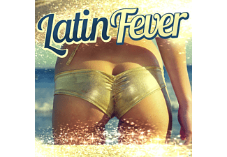 VARIOUS - Latin Fever - (CD)