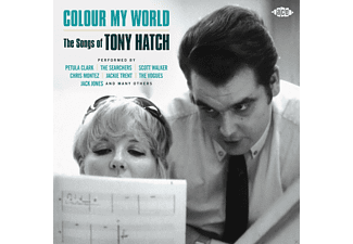 VARIOUS - Colour My World-The Songs Of Tony Hatch - (CD)