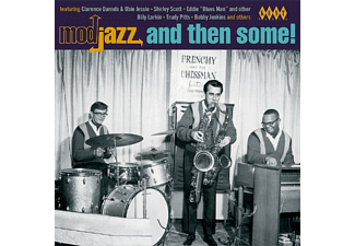 VARIOUS - Mod Jazz And Then Some! [CD]