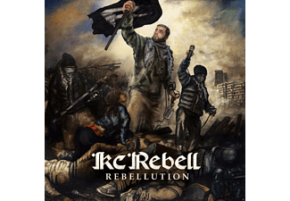 Kc Rebell - Rebellution [CD]