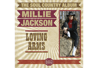 Millie Jackson - Loving Arms - The Soul Country Collection - (CD)