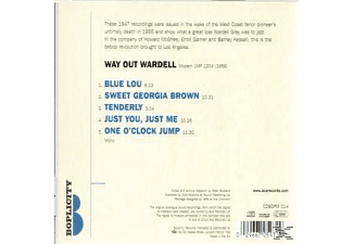 Wardell Gray - Way Out Wardell [CD]