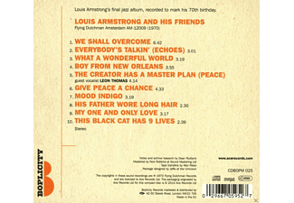 Louis Armstrong - Louis Armstrong And His Friends [CD]